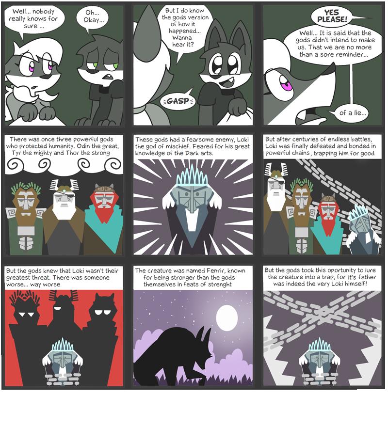 How it all began part 1