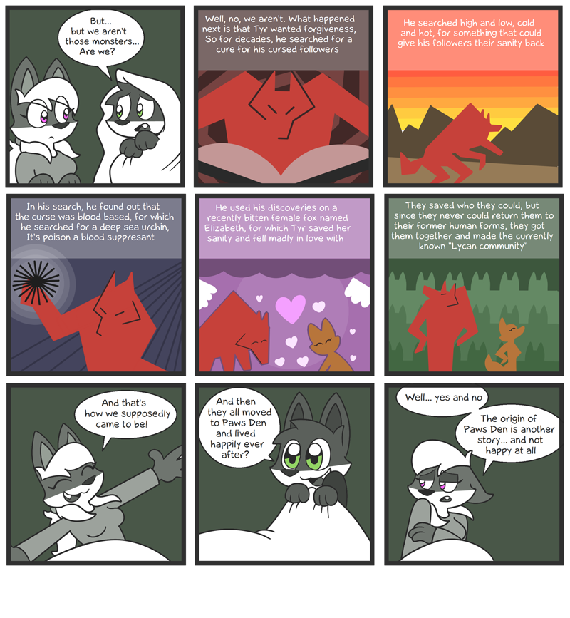 How it all began part 5